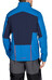 VAUDE Morzine Softshell Jacket Men hydro blue